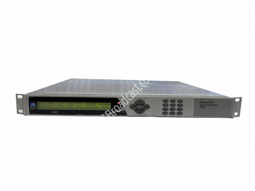 powervu D9390 Advanced DVB-S Modulator IF output..