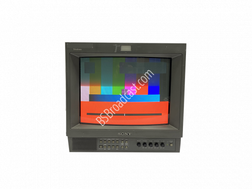 SONY PVM-14L2 14 Color video Monitor with SDI card for retro gami..