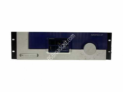 Linear Acoustic AEROMAX DTV Digital Television Audio Processor..