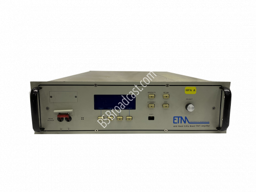 ETM 400W C/KU band TWT Amplifier for parts..