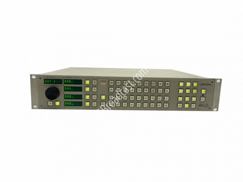Leitch RCP-ABA2-Xyp 16x16 Audio video router 2x AS
