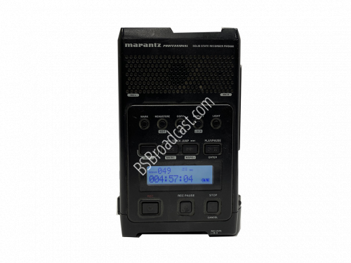 Marantz PMD660 Handheld Digital Voice Recorder..