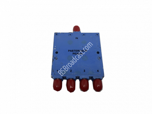 PASTERNACK PE2024 4 Way SMA Power Divider From 12 GHz to 18 GHz R..
