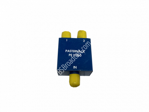 PASTERNACK PE2000 2 Way BNC Power Divider From 2 MHz to 500 MHz R..