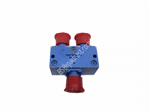 PASTERNACK PE2035 2 Way N Wilkinson Power Divider From 4 GHz to 8..