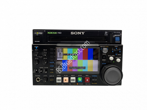 Sony PDW-HD1500 XDCAM HD Recorder Player OPE Hours 4201..