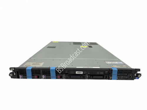 HP ProLiant 1U Rack Server with nCompass by Ericsson..