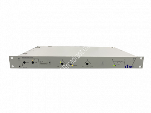 Dev 1951 Universal Switch Chassis 1RU with DEV 11-0005 Module..