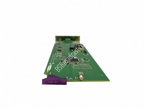 Miranda HDA-1911 3G/HD/SD distribution amplifier with EQ and recl..