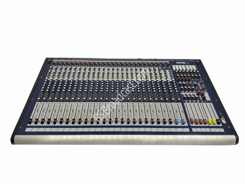 Soundcraft Gb4 24 Console With 24-channel Mixer..