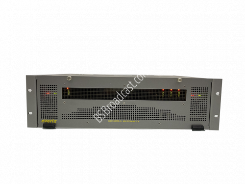 Evertz 7800FR-Q MULTIFRAME with 2 7800PS POWER SUPPLIES..