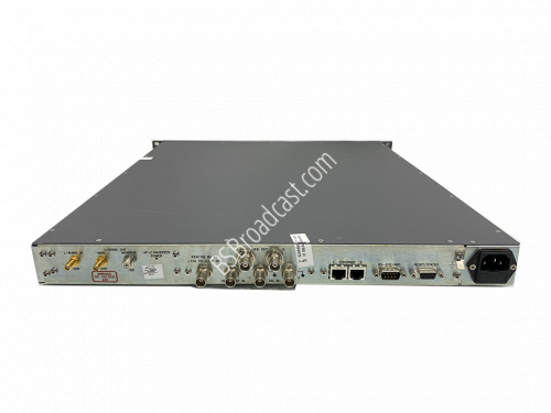 Tandberg SM6635 L-band Satellite Modulator with DVB-S2, HOM, PREK..