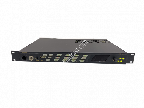 TELEX RTS MS-4002 4-Channel Main Station for Wired Intercom Syste..