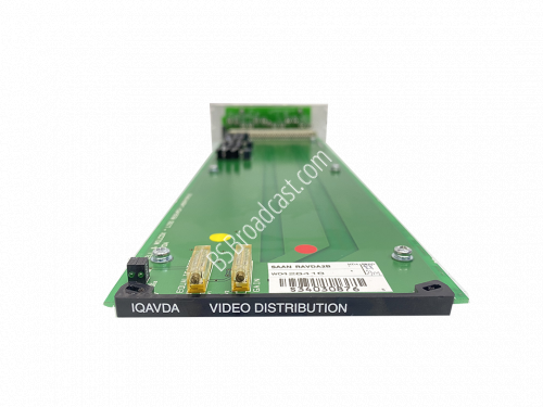 Snell & Wilcox IQAVDA Video Distribution Amplifier with IQAVDA-2A..