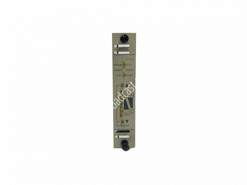 Leitch Digibus 3610AF with back module..