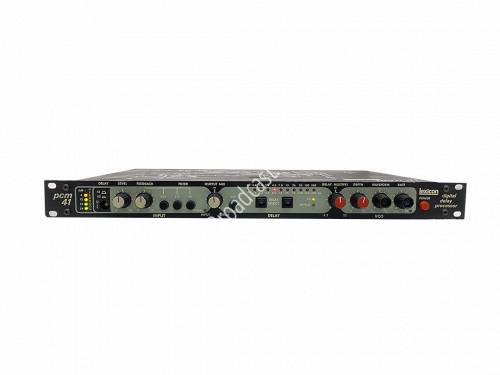 Lexicon PCM 41 Digital Delay Processor..