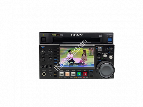 SONY PDW-HD1200 XDCAM HD422 compact cost effective Professional D..