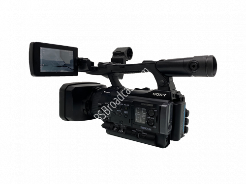 SONY PMW-100 Compact XDCAM HD422 camcorder recording full HD 62 h..