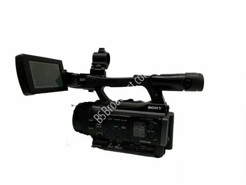 SONY PMW-100 Compact XDCAM HD422 camcorder recording full HD 51 h..