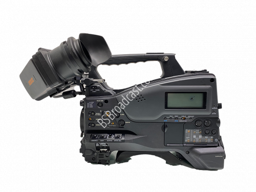 SONY PMW-400 Solid-State Memory Camcorder with CBK-WA100..