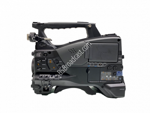 SONY PXW-Z750 CAMCORDER (BODY ONLY) 1 Hrs..
