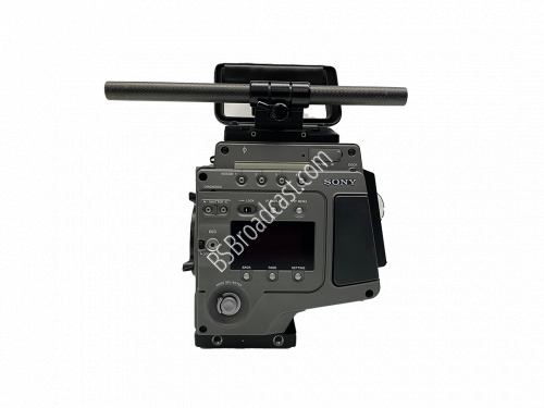SONY F65 digital motion picture camera..
