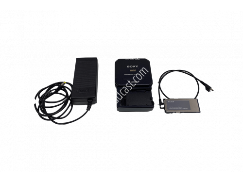 Sony PHU-60 Professional Hard Disk Unit with PHU cable and PSU..