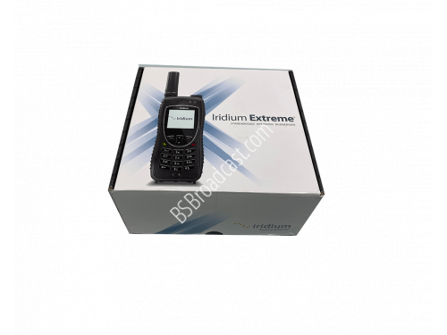 Iridium 9575 accessories only without phone..