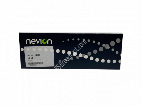 Nevion LB-OE L-Band optical to electrical converter, 950-2150 MHz..
