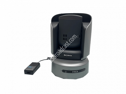 Sony BRC-H700 HD 3-CCD Robotic Color Video Camera with HFBK-HD1 c..