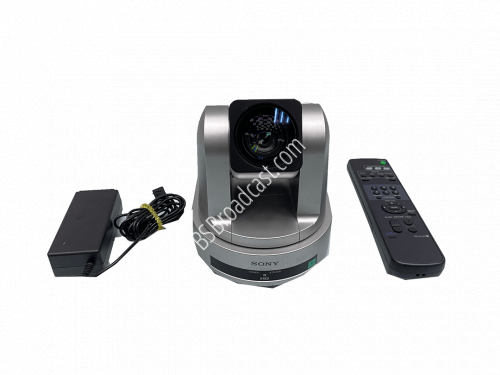 SONY SRG-120DU Full HD remotely operated PTZ camera with Remote..