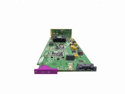 Miranda HCO-1821 HD/SD/ASI change-over with clean switch with HCO..