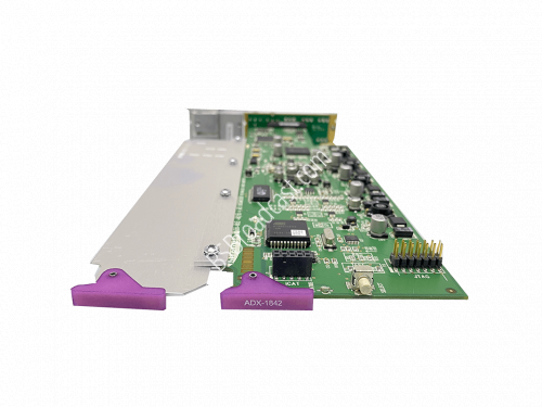 Miranda ADX-1842 HD/SD 4 AES De-Embedder with ADX-1842-110-DRP Do..