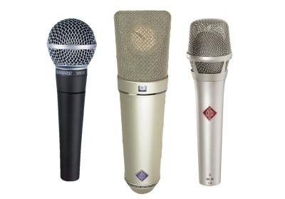 Microphones (10)